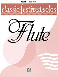 CLASSIC FESTIVAL SOLOS Book 1 flute part