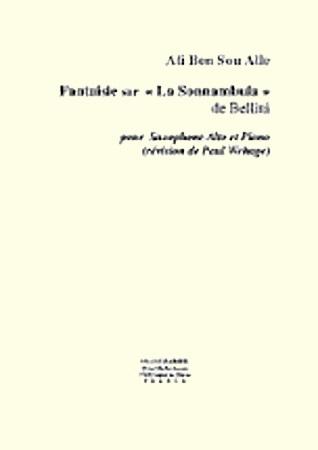 FANTAISIE on La Sonnambula by Bellini