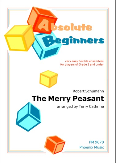 THE MERRY PEASANT (score & parts)