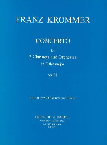 CONCERTO in Eb major Op.91