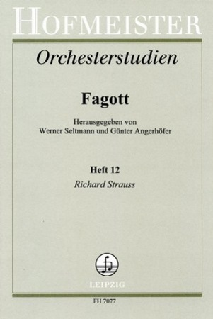 ORCHESTRAL STUDIES 12: Strauss, R.