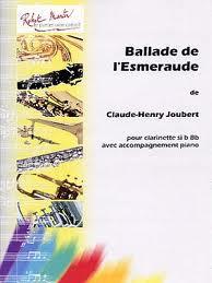 BALLADE DE L'ESMERAUDE