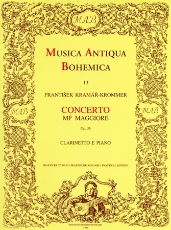 CONCERTO in Eb major Op.36