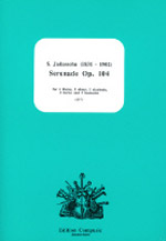 SERENADE Op.104 (score & parts)
