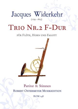 TRIO No.2 in F major