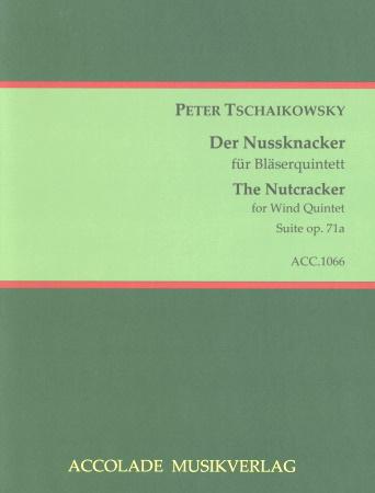 NUTCRACKER SUITE (score & parts)