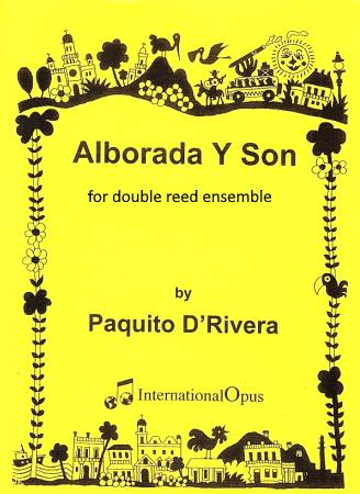 ALBORADA Y SON (score & parts)