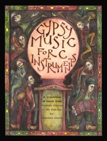 GYPSY MUSIC for C instruments