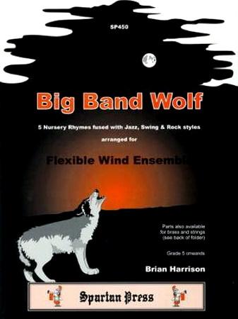 BIG BAND WOLF score & parts