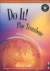 DO IT! Play Trombone Book 1 + CD