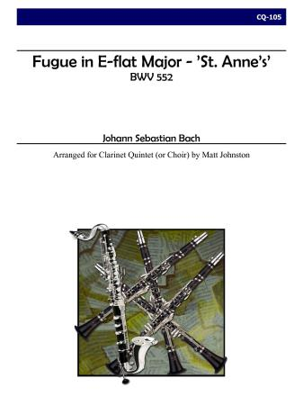 FUGUE in Eb major 'St Anne's'