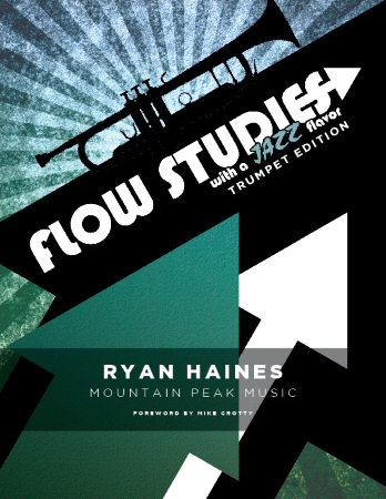 FLOW STUDIES WITH A JAZZ FLAVOUR for Trumpet