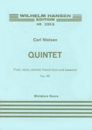 QUINTET Op.43 (score)