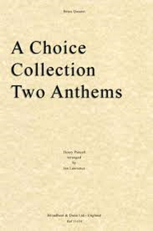 A CHOICE COLLECTION (score & parts)