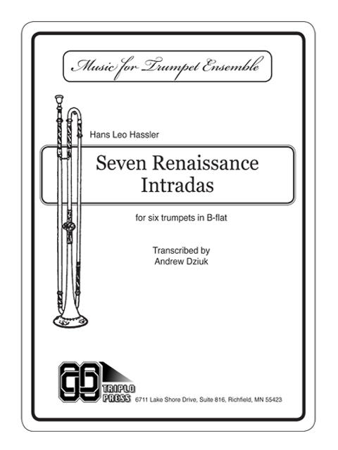 SEVEN RENAISSANCE INTRADAS (score & parts)