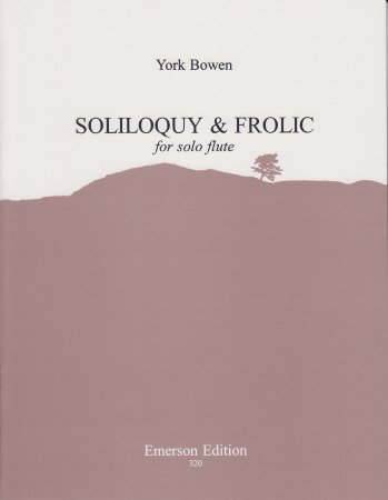SOLILOQUY and FROLIC