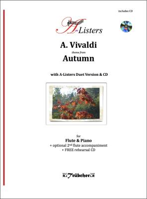 AUTUMN (from The Seasons) + CD