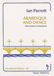 ARABESQUE AND DANCE