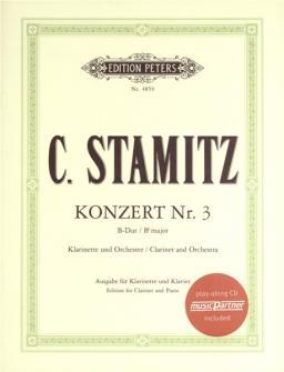 CONCERTO No.3 in Bb major + CD