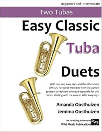 EASY CLASSIC TUBA DUETS