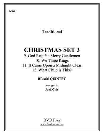 CHRISTMAS Set 3