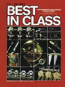 BEST IN CLASS: Book 2 (alto)