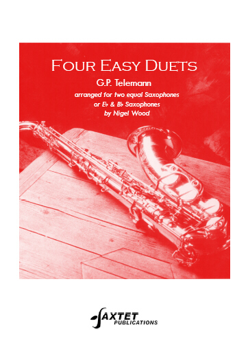 FOUR EASY DUETS