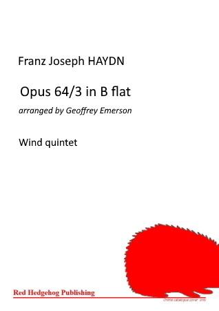 OPUS 64/3 in Bb