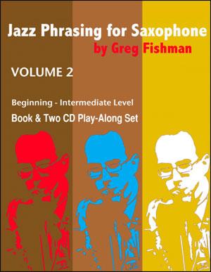 JAZZ PHRASING FOR SAXOPHONE Volume 2 + 2CDs