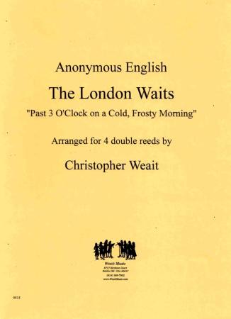LONDON WAITS (Past 3 O'Clock . . . .)