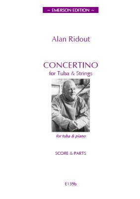 CONCERTINO FOR TUBA score