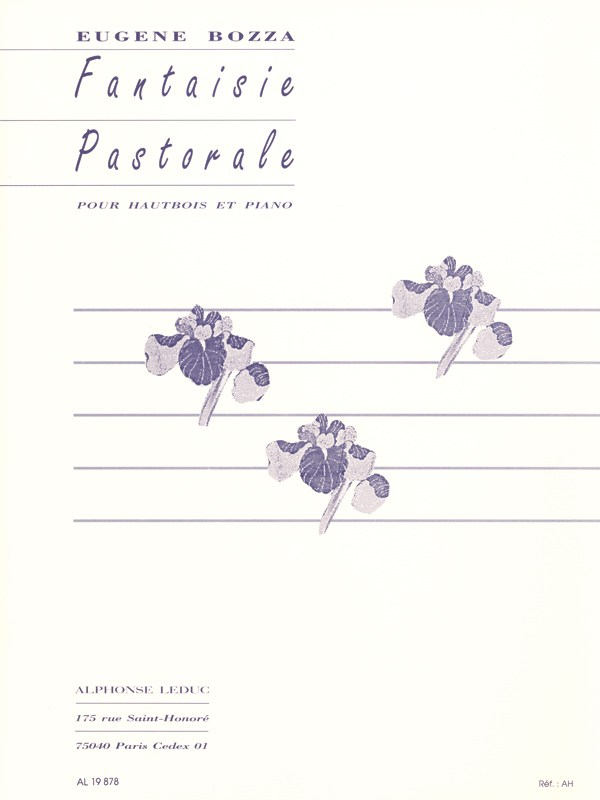 FANTAISIE PASTORALE Op.37