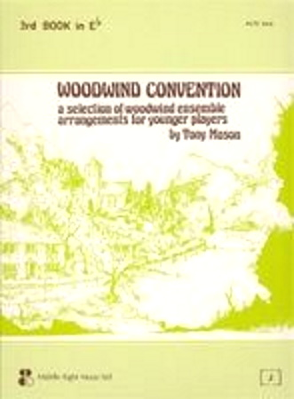 WOODWIND CONVENTION Book 3 in Eb