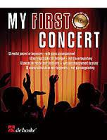MY FIRST CONCERT + CD