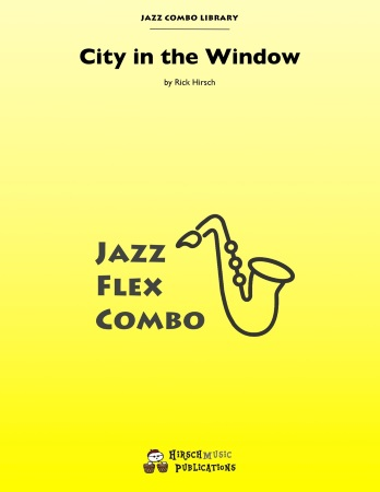 CITY IN THE WINDOW (score & parts)