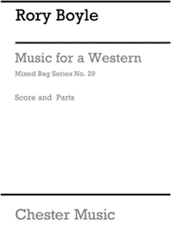 MUSIC FOR A WESTERN (MB29)