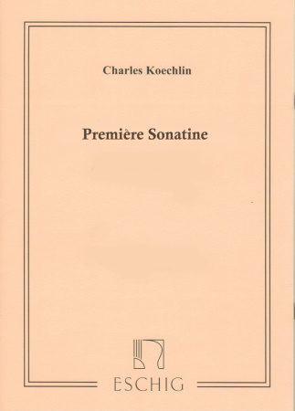 PREMIERE SONATINE score