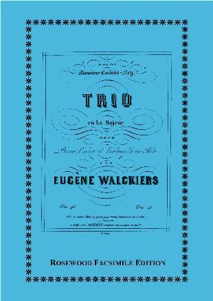 TRIO in A major Op.96