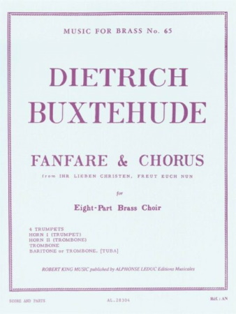 FANFARE AND CHORUS (score & parts)