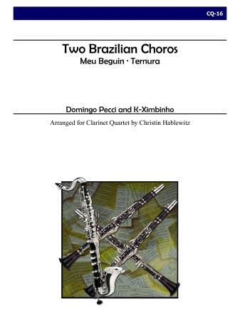 TWO BRAZILIAN CHOROS: Meu Beguin & Ternura