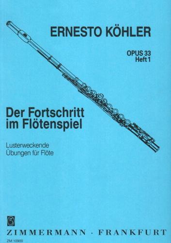 THE FLAUTIST'S PROGRESS Op.33 Volume 1