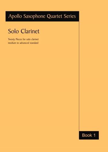 SOLO CLARINET Book 1