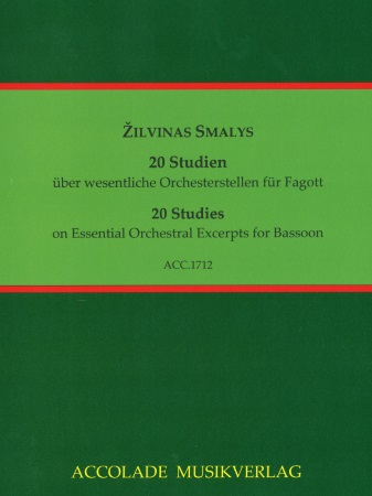 20 STUDIES ON ESSENTIAL ORCHESTRAL EXTRACTS