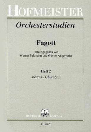 ORCHESTRAL STUDIES 2: Mozart, Cherubini