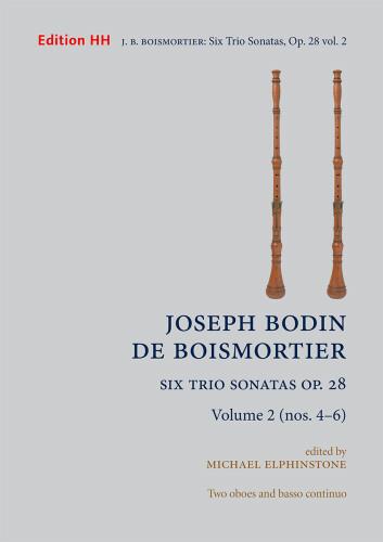 SIX TRIO SONATAS Op.28 Volume 2