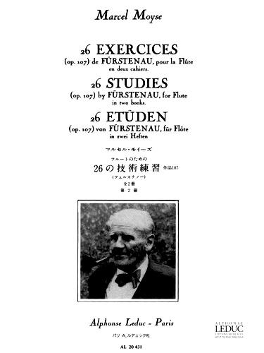 26 EXERCISES Op.107 - Furstenau 2