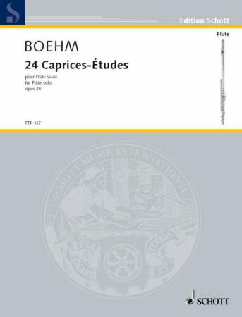 24 CAPRICES-ETUDES Op.26