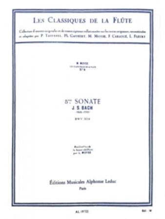 SONATA No.5 in e minor
