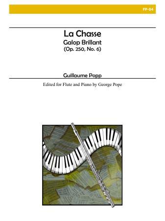 LA CHASSE Galop Brillant Op.250/6