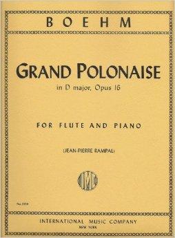 GRANDE POLONAISE in D mjor Op.16